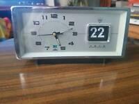 Vintage wind up alarm clock