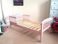 Child's first bed (up to 4 years)