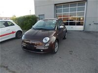 2015 Fiat 500C **Almost NEW Less Than 500KM** Convertible, Beats