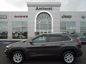 2014 Jeep Cherokee North ONLY $130* Bi-weekly GREAT SHAPE