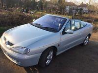 Renault Megane Convertible 1.6
