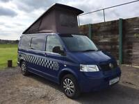 2008 VW T5 Campervan with Raising Roof