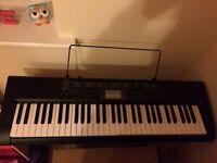 Casio Keyboard.