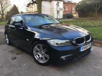 BMW 3 SERIES 318D 2.0 M SPORT 2009 59 REG LCI 4 DOOR SALOON