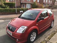 CITROEN C2 FURIO 1.4 FULL LEATHER INTERIOR