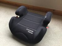 Mothercare commuter deluxe booster seat 15 - 36 Kg