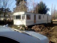 Motor home /static Caravan