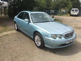 Lovely rover 75 club se low Milage