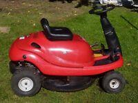 Mtd sprinto tractor mower, Kawasaki engine, underseat grassbox (Newick)