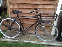 Vintage Raleigh Trade Bike
