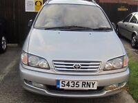 AUTO TOYOTA PICNIC WITH SERVICE HISTORY ***GOOD FOR EXPORT*** £450