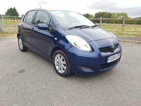2009 Toyota Yaris TR 1.3 Automatic Petrol 5door ,Full toyota service history