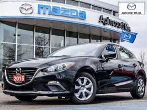 2015 Mazda Mazda3 Sport GX   Push Start   Keyless   A/C   Blueto