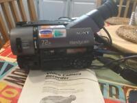 Sony handycam excellent working condition