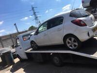 Breaking Vauxhall Corsa d 2013 sxi