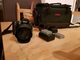 Nikon D90 Camera & 18-105 VR Nikon Lens