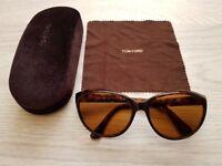 TOM FORD TF231 Martina Dark Havana Brown Sunglasses Optical Prescription