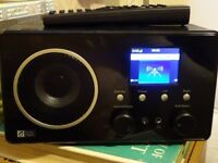 Ocean Digital Internet/DAB Radio