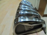Set of Taylor Made RAC Golf Clubs