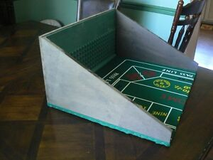 where to buy a used craps table