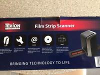 Film strip scanner