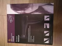 Pro Ionic Hair Dryer by Professions Hair UNUSED