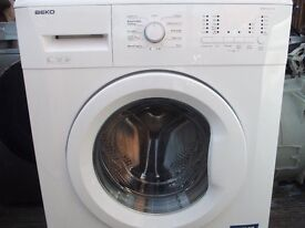 Beko 6kg washing machine in good clean working order comes with a 3 months warranty