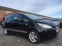 2008 MITSUBISHI COLT BLACK HAWK 1.1 SPECIAL EDITION **MOT READY TO DRIVE AWAY** ALLOY WHEELS AUX IN