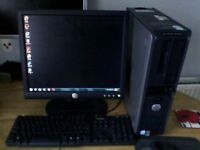 desktop pc dell optiplex gx620