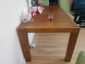 Chunky Style 1.8m Luxury Dining Table