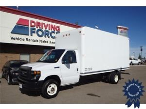 2017 Ford E-450 Econoline Commercial Cutaway - 46,152 KMs