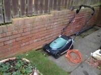 Hayter electric rotary lawnmoer