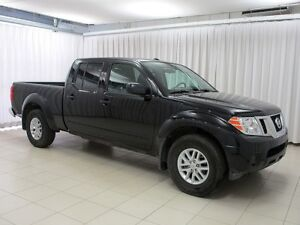 2017 Nissan Frontier NOW THAT'S A DEAL!! SV 4X4 4DR w/ A/C, CRUI