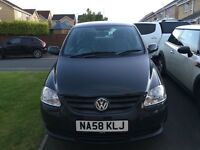 Lovely 58 plate VW Fox Urban 1.4 petrol, may part of X or swap, 13 months MOT