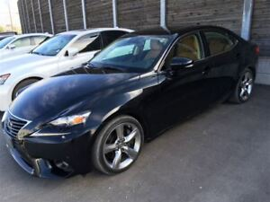2014 Lexus IS 350 ** Navigation ** 27750 km **
