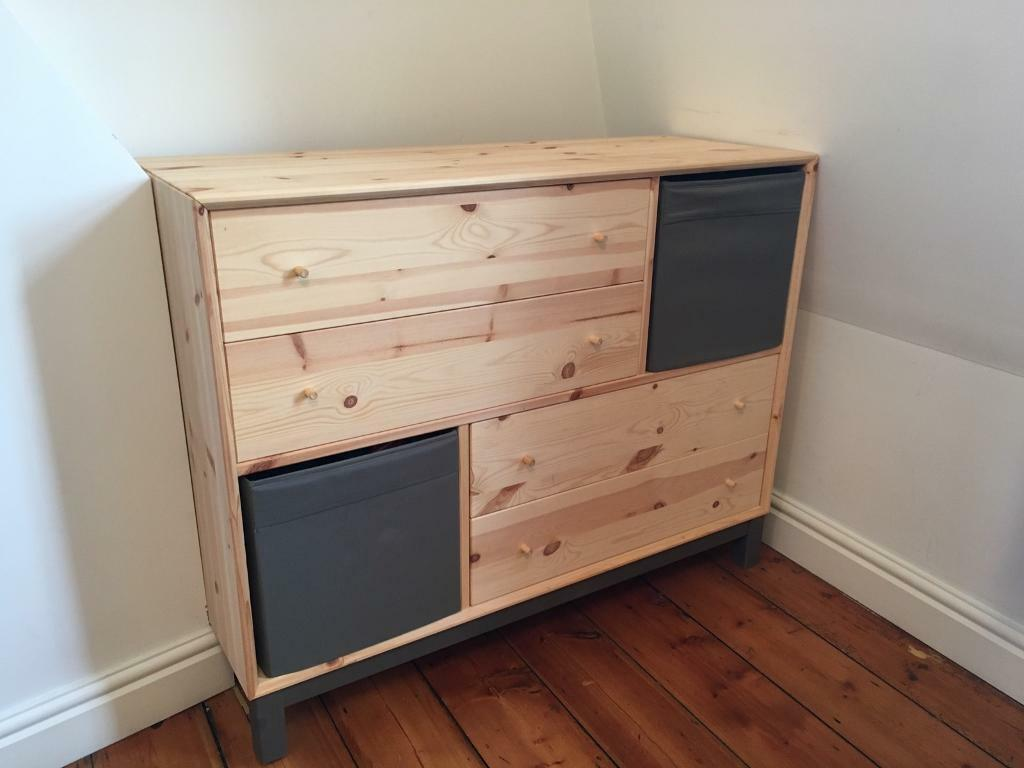 ikea nornas chest of drawer in cambridge cambridgeshire