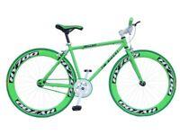 Helliot Bikes Fixie Brooklyn 38.. BRAND NEW UNOPENED IN BOX..