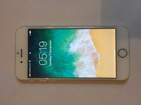 Gold iPhone 6 16GB on Vodaphone £160