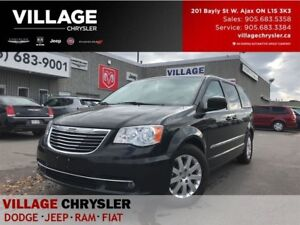 2013 Chrysler Town & Country Touring|Accident Free|NAV|DVD|Sunro