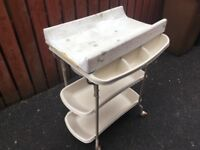 Mobile Baby Changing Station and Bath - Mille and Borris from Mamas & Papas