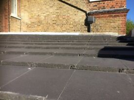 Roof tiles Grey Free collect clapham junction ASAP