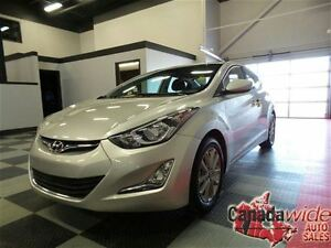 2016 Hyundai Elantra SPORT/SUNROOF/60 SECOND APPROVAL