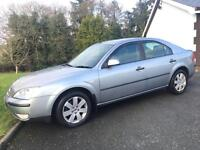 FORD MONDEO TDCI 2005 ***ONLY 109000 MILES*** FULL SERVICE HISTORY*** MOT JUNE 2017***