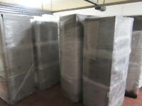 BRAND NEW AMERICAN DOUBLE FRIDGE FREEZERS(LG & HOTPOINT),IN BUBBLE WRAP.CASH/CARD ON COLLECTION