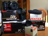 **MUST SEE** Pentax K-5 DSLR Camera **GOOD DEAL**