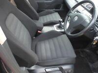 VW Passat TDi 5 Door Estate, 2Ltr Diesel, 6 Speed, 2006-55 plate