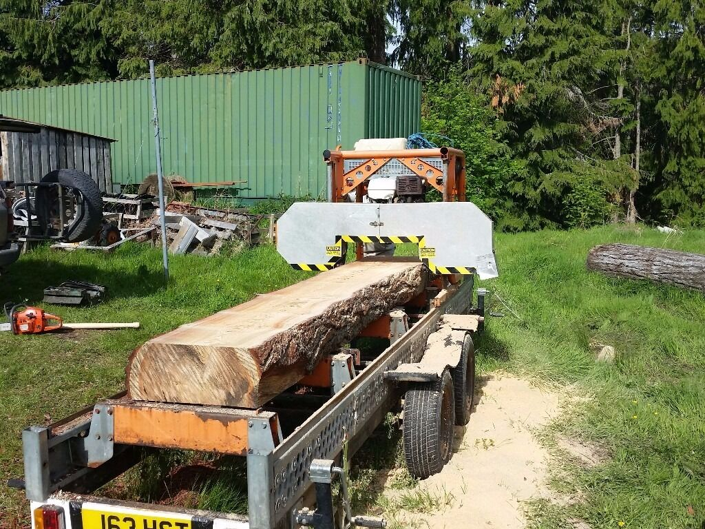 Mobile sawmill | in Beauly, Highland | Gumtree