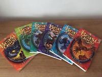 Beast quest book set 1-6