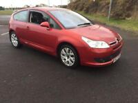 2006 Citroen c4 2.0 hdi diesel coupe