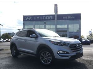 2017 Hyundai Tucson AWD|LEATHER|HEATED SEATS|PANO SUNROOF|
